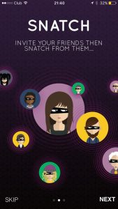 Snatch Mobile Game App