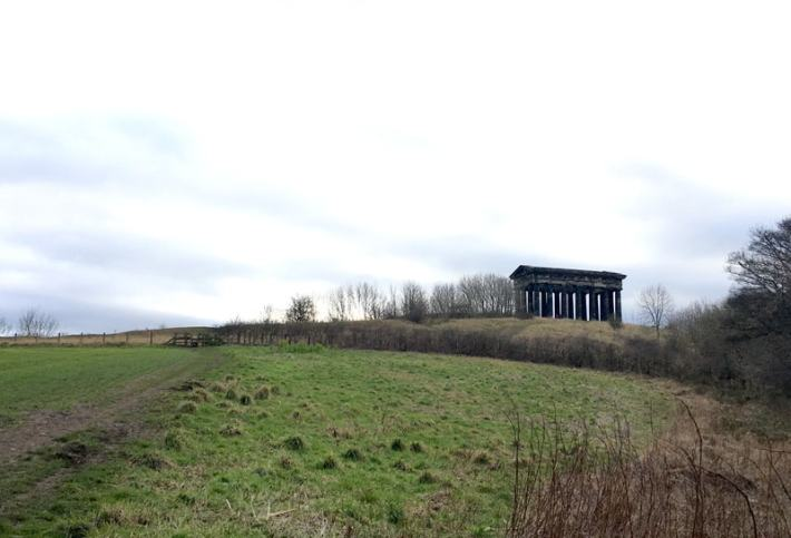 Penshaw Monument return