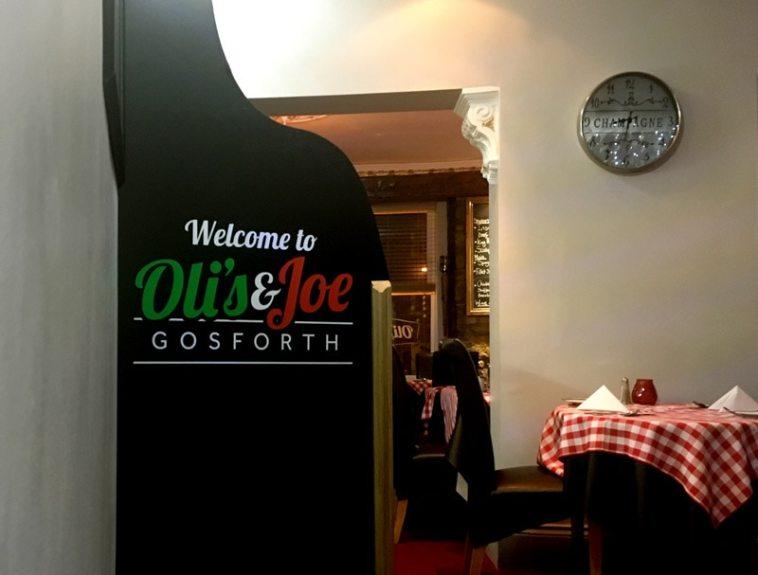 Oli's and Joe Gosforth High Street