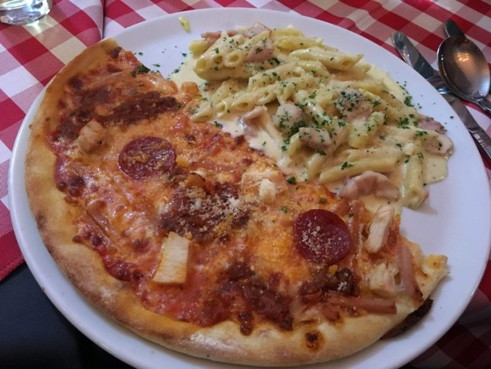 Italian Restaurant Gosforth High Street