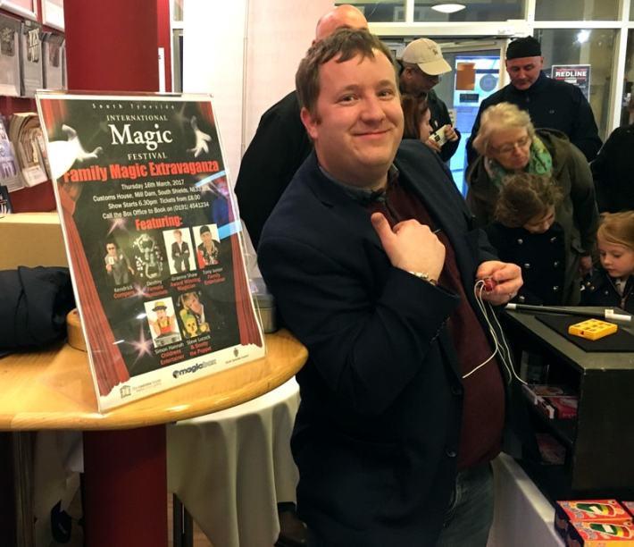 Magicbox Pop up shop