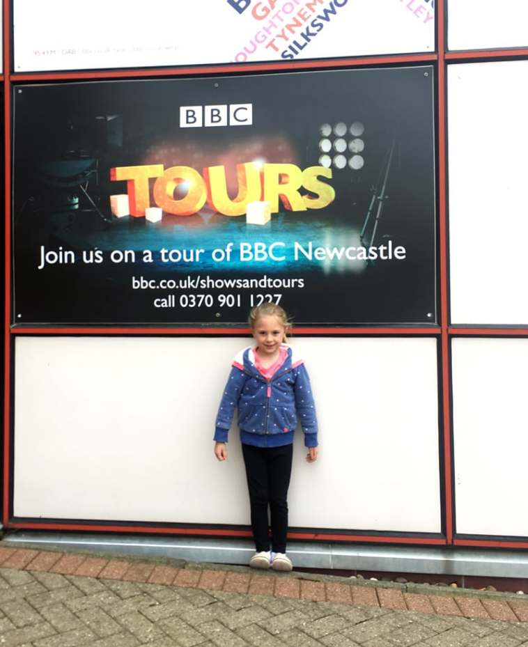 BBC Studio Tour