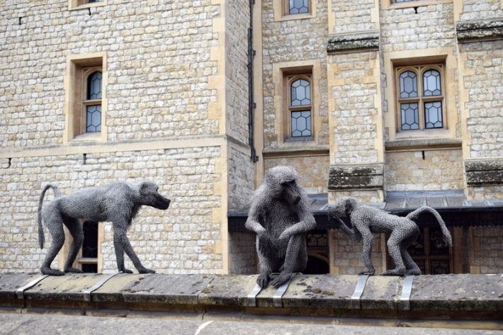 Tower of London Royal Beasts