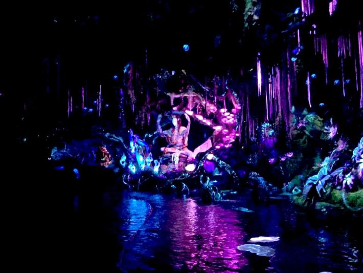 Na'vi River Journey Disney's Animal Kingdom