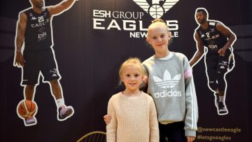 Newcastle Eagles vs Glasgow Rocks