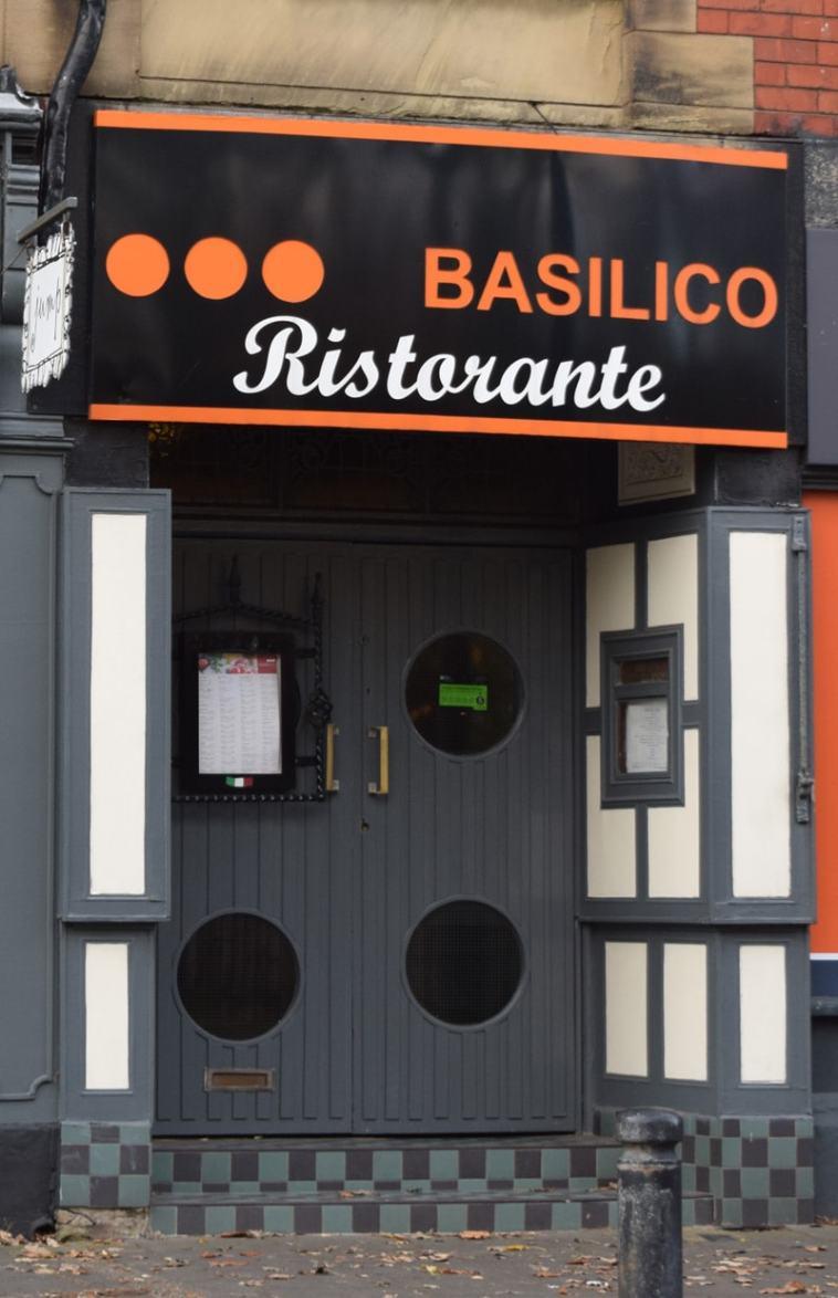 Basilico Gosforth High Street