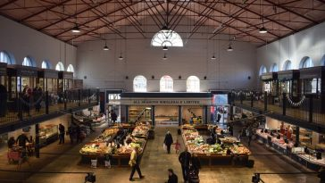 The Seafood Social and Scarborough Market Hall