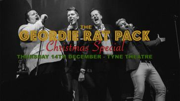 the geordie rat pack