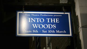 Into The Woods Tyne Theatre