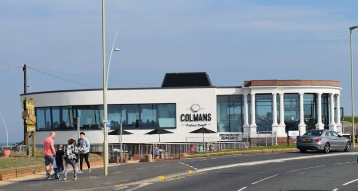 Colmans Seafood Temple South Shields