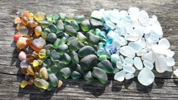 Seaham Sea Glass