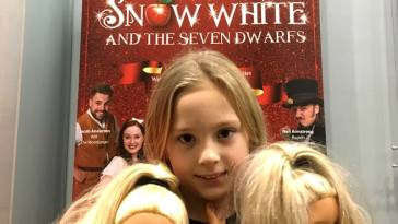 Snow White at the Gala Theatre Durham