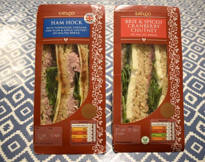 2019 Christmas Sandwiches