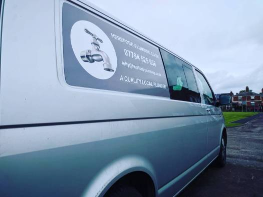 hereford-plumbing.co.uk A quality local plumber
