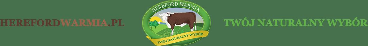 HEREFORD - Bydło mięsne, Odsadki, Jałówki hodowlane, Byki rozpłodowe Logo