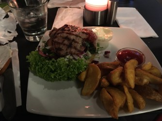 Even the burgers feel healthy when you're in Denmark.
