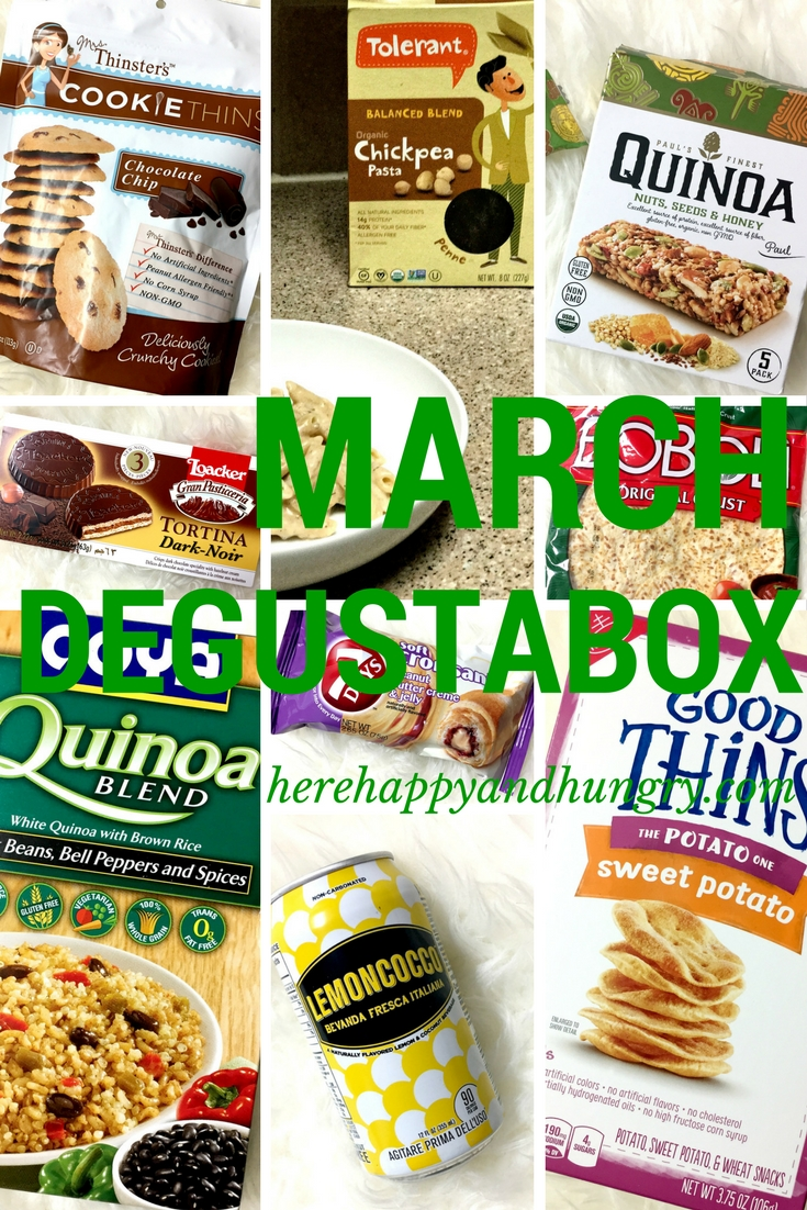 March_Degustabox