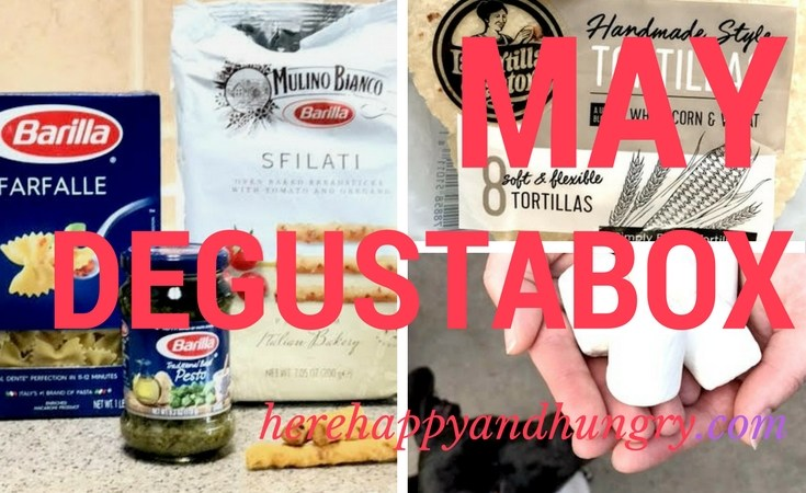 May Degustabox