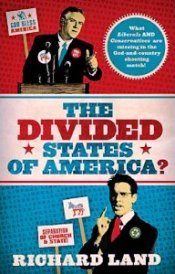 Divided states of America image