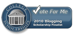 scholarship finalist
