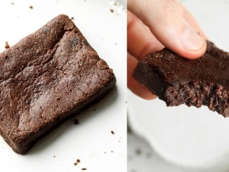 1 Minute Keto Brownies