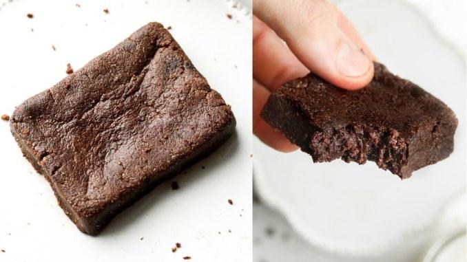1 Minute Keto Brownies