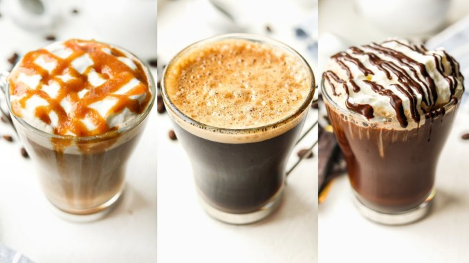 4 Keto Coffee Recipes