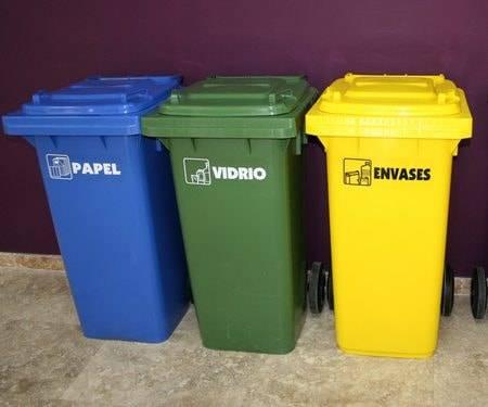 Resultado de imagen de reciclar cubos