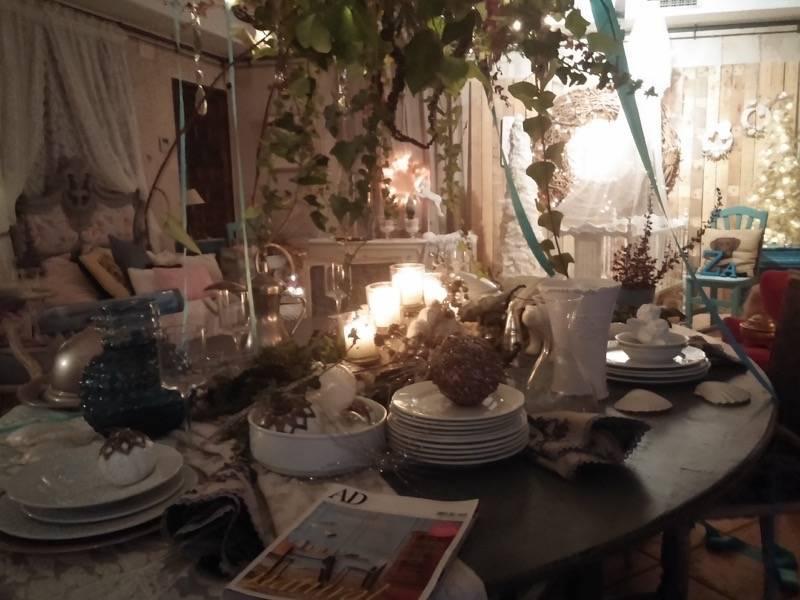 Exposicion de Navidad Decoracion de Interiores de Herencia22