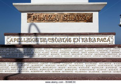 detail-of-monument-to-croatian-immigrants-in-tarapaca-region-plaza-bxme3c