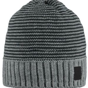 Barts David Beanie Heather Grey