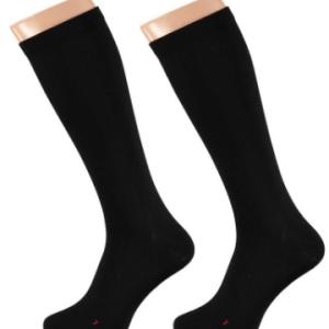 Apollo Heren Medische Compressie sokken Black 3-pack-35/38