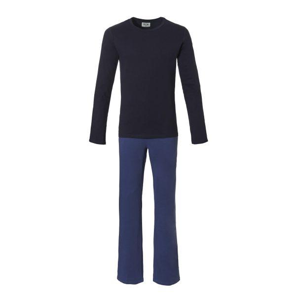 Ten Cate heren pyjama Bauw -L