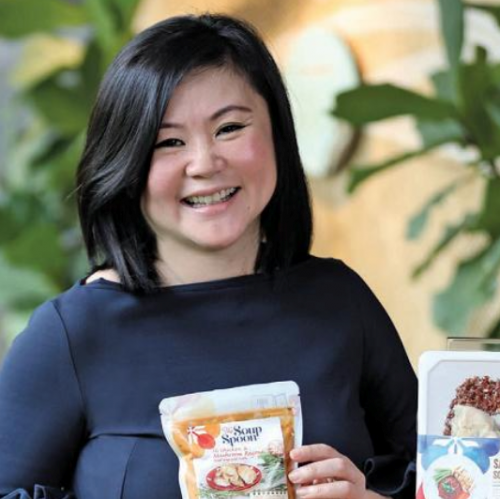 Anna Lim, Co-founder, The Soup Spoon