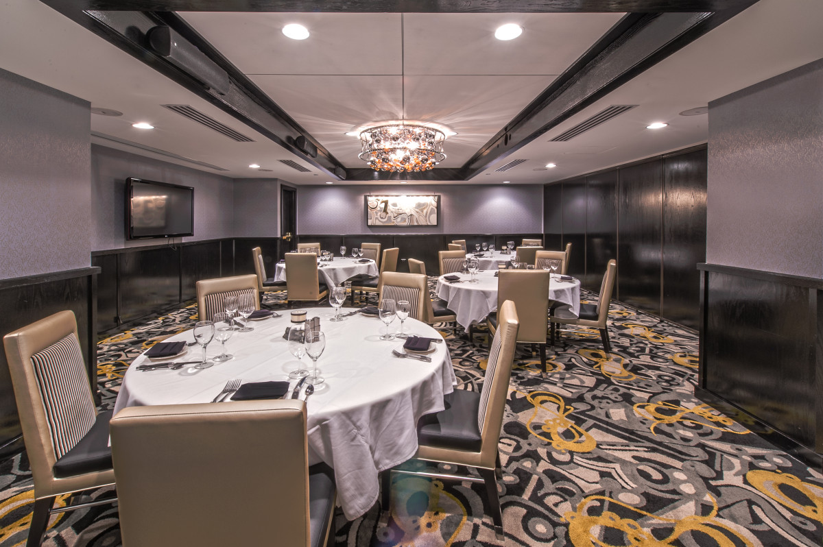 Mortons The Steakhouse Private Board Rooms Amp DIning