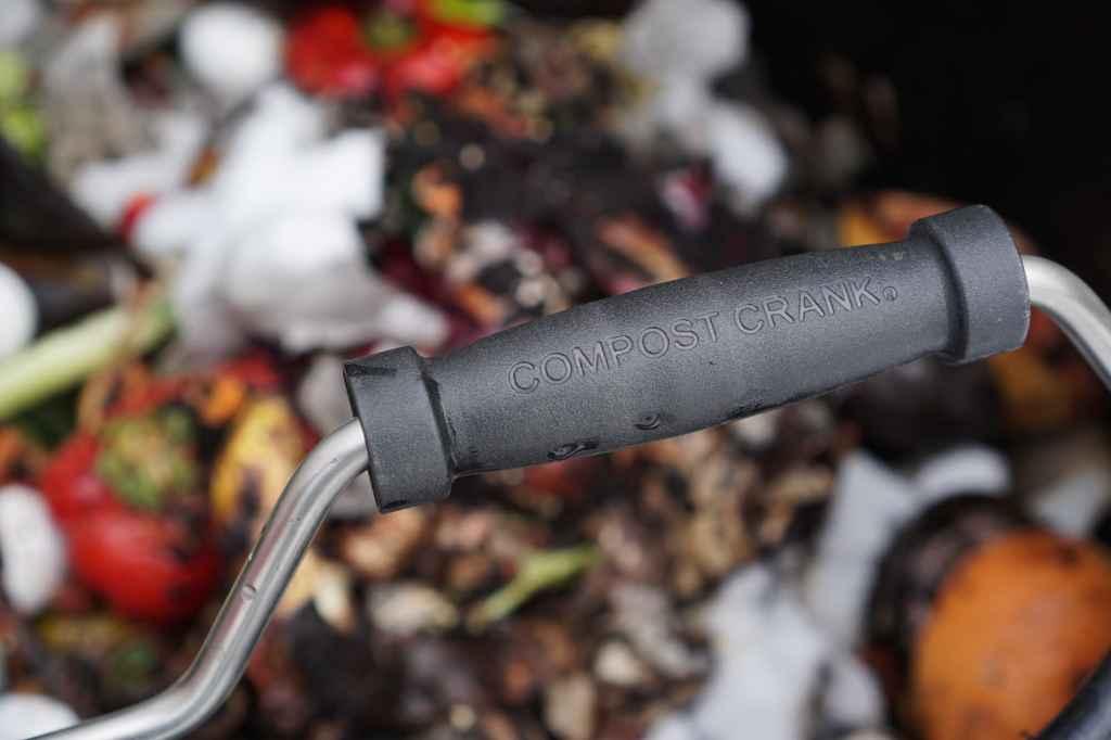 Compost Crank Handle