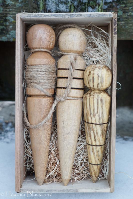 Wooden Dibbler