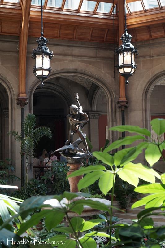 Biltmore atrium scultpure