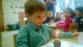 Happy Birthday to Oliver