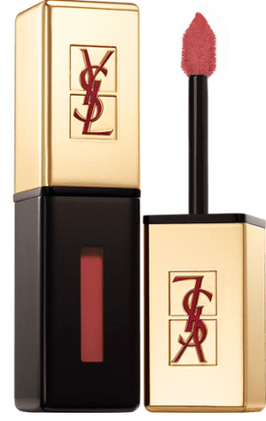 YSL Glossy Stain in Rose Fourreau