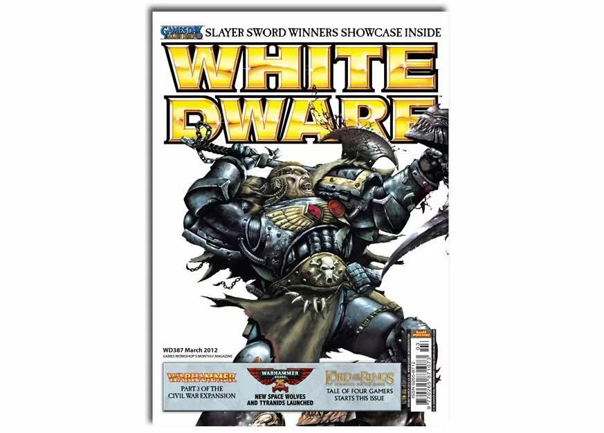 White Dwarf♯387