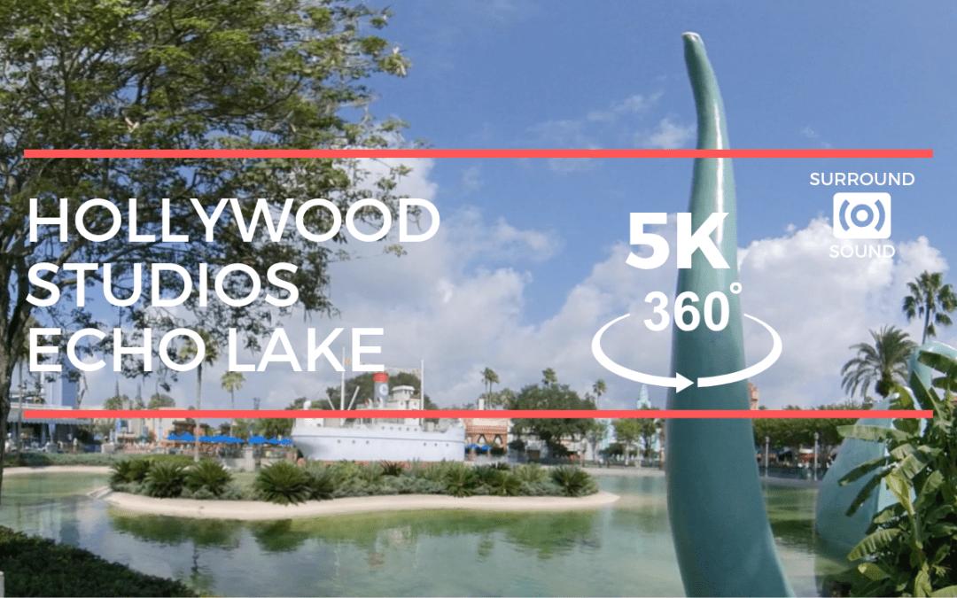 Hollywood Studios Echo Lake (5K 360°)