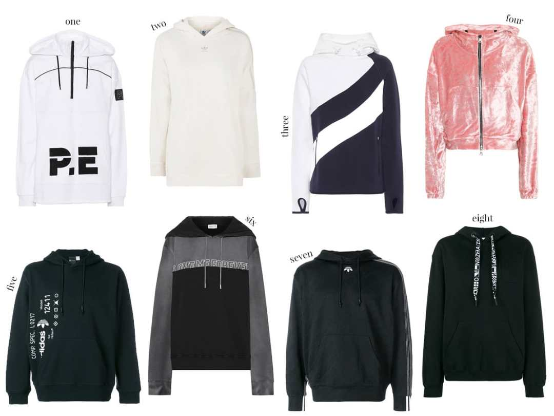 8 Featured Hoodies Styles - Her Fashioned Life