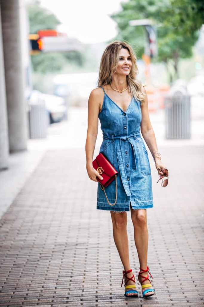 Denim Dress Obsession