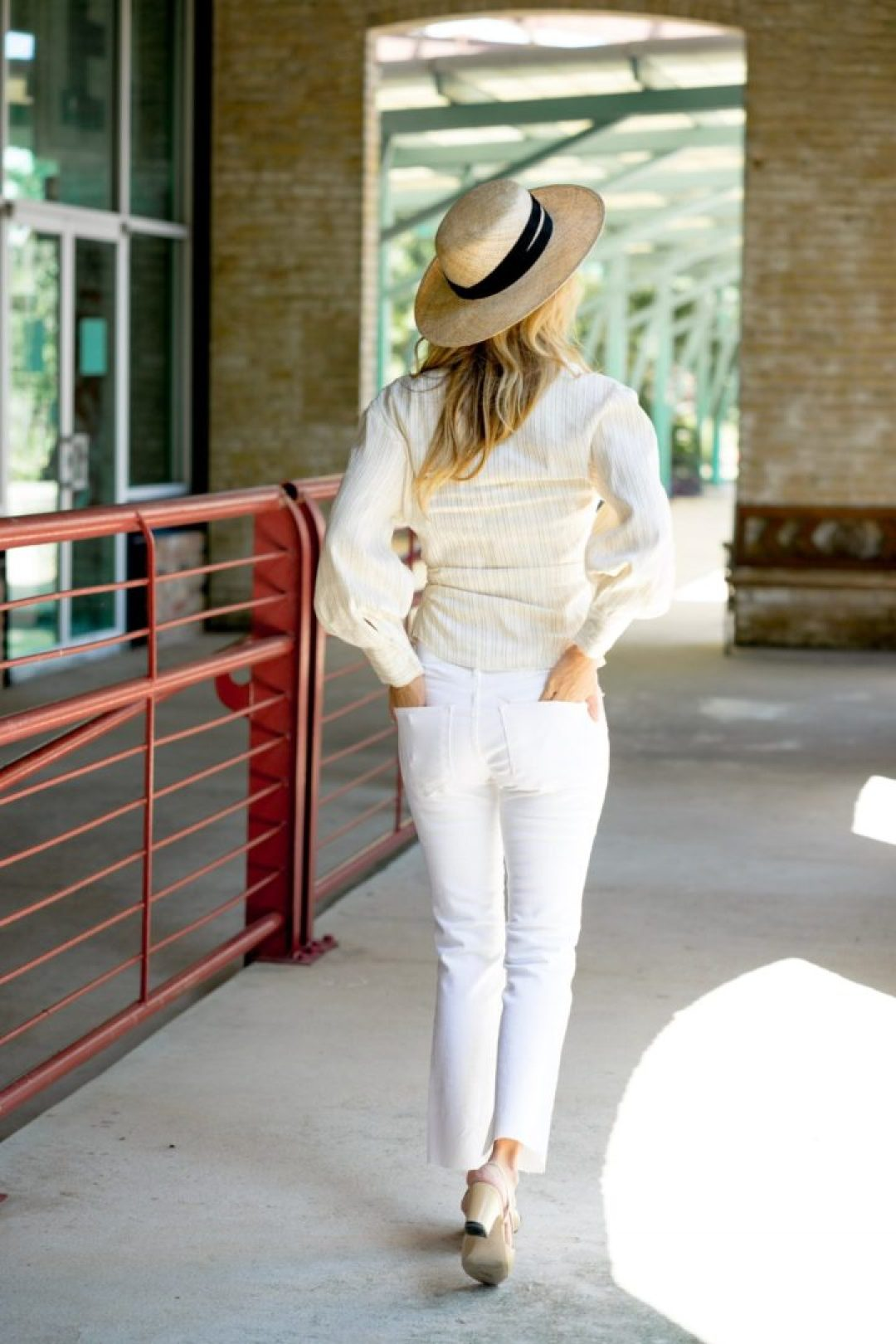 White Denim After Labor Day - Her Fashioned Life