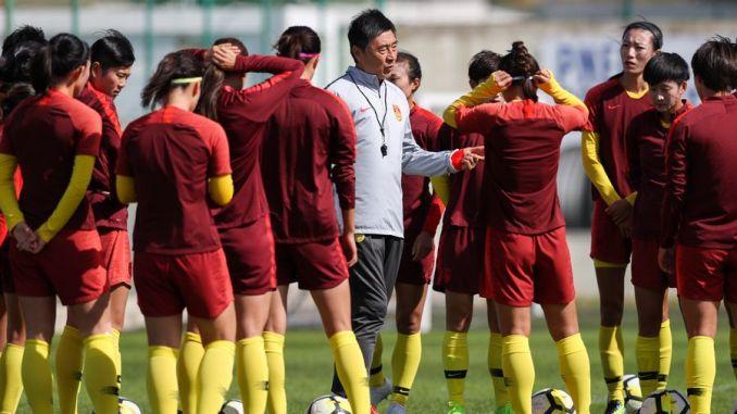 China women's national football team