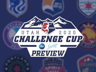 2020 NWSL Challenge Logo