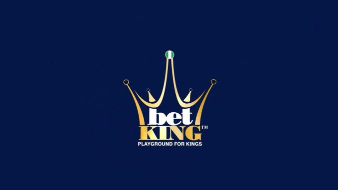 BetKing crown logo.