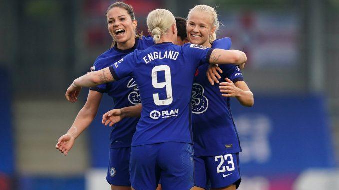 Chelsea-women-celebrate