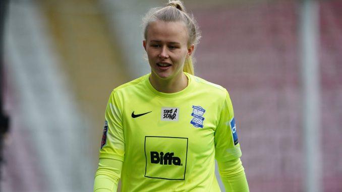 Hannah Hampton